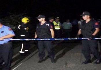 policia shqiptare vrasje lezhe