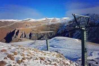 """Kompleksi turistik """"Arxhena"""" përuroi Ski-Liftin modern!"""
