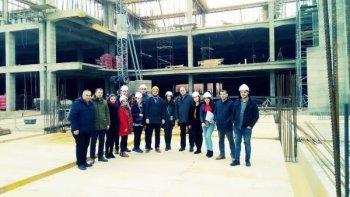 Studentët e UBT-së vizituan punishten më të madhe në Prizren