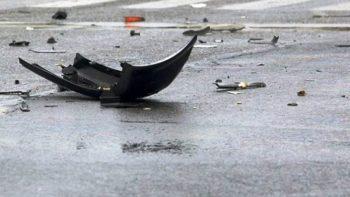 Aksident trafiku në Dragash – Lëndohen katër persona