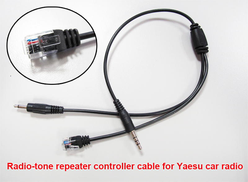 Radio-Tone Adaptor and Interface Cables – Radio-Tone