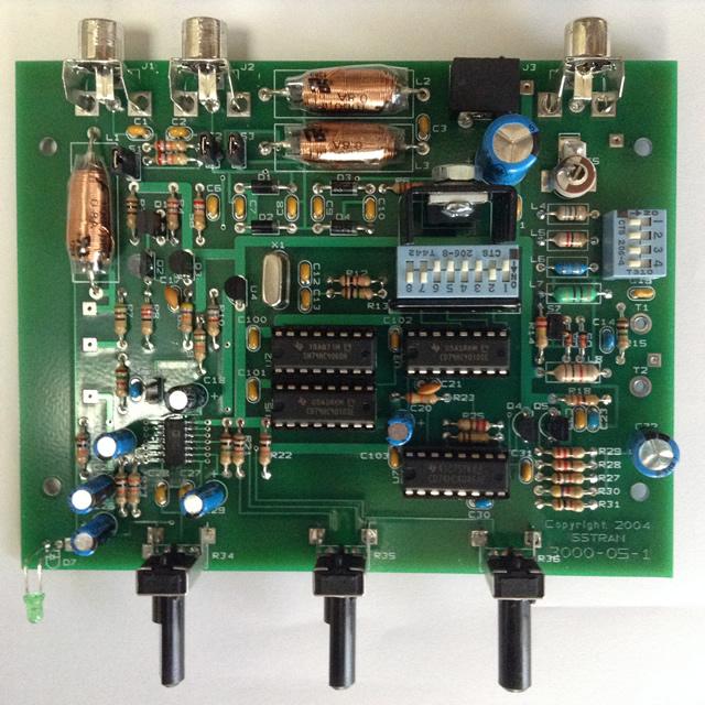 SSTRAN AMT-3000