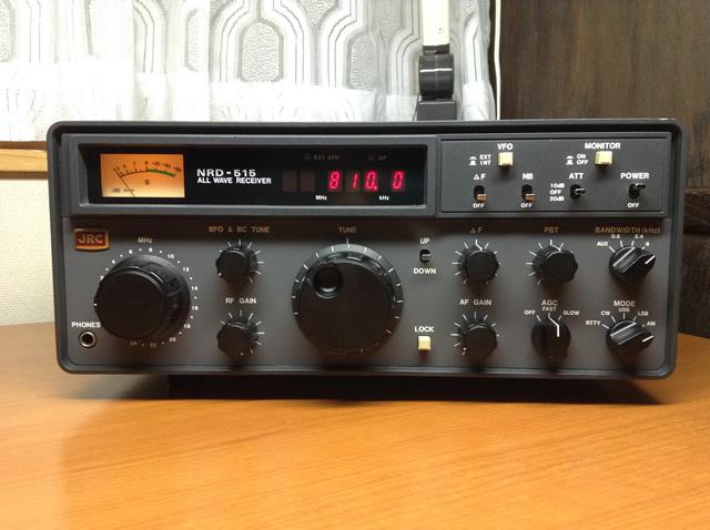 JRC日本無線 NRD-515