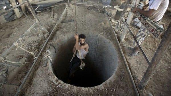 gaza tunnel