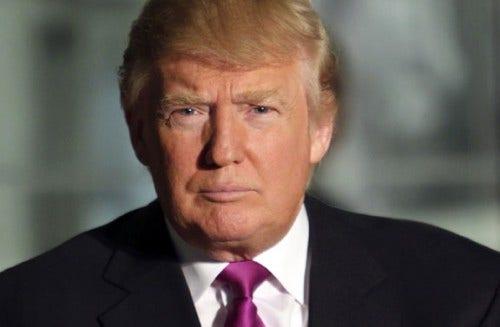 Donald Trump OCD