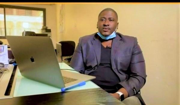 Vœux de Cheick Sissoko ingénieur logiciel / Président de Diofou