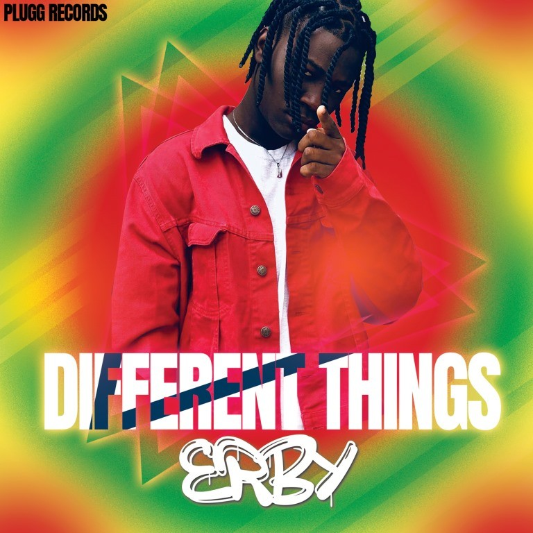 Erby Drops'Different Things', a Life-inspired Single