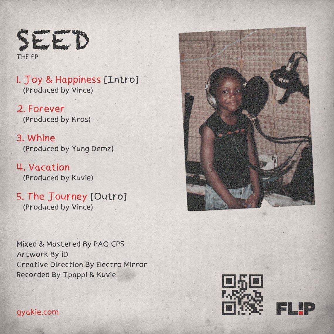 Gyakie - SEED EP