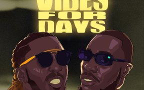 Kwamz & Flava - Vibes For Days