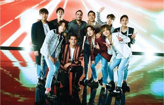 Super Junior y Reik