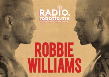 ROBBIE WILLIAMS anuncia concierto en GUADALAJARA