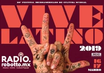 XX años del más importante  festival Iberoamericano de Cultura Musical Vive Latino