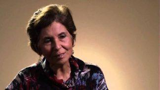 """La periodista y ex militante del MIR, Lucía Sepúlveda, es autora del libro """"119 de nosotros"""" que relata las historias de vida de las víctimas de la 'Operación Colombo'. Foto: Captura."""