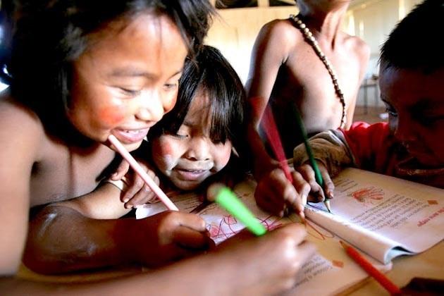 Pedagogia Decolonial na Amazônia