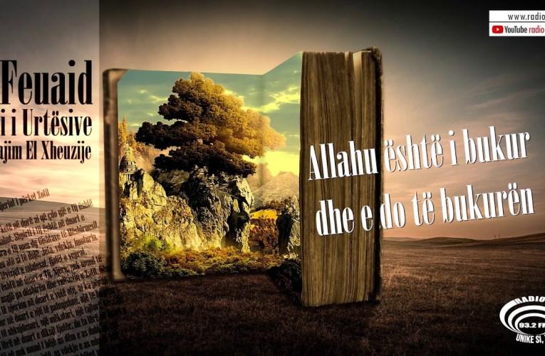 Libri i Urtesive 52  | Allahu është i bukur dhe e do të bukurën
