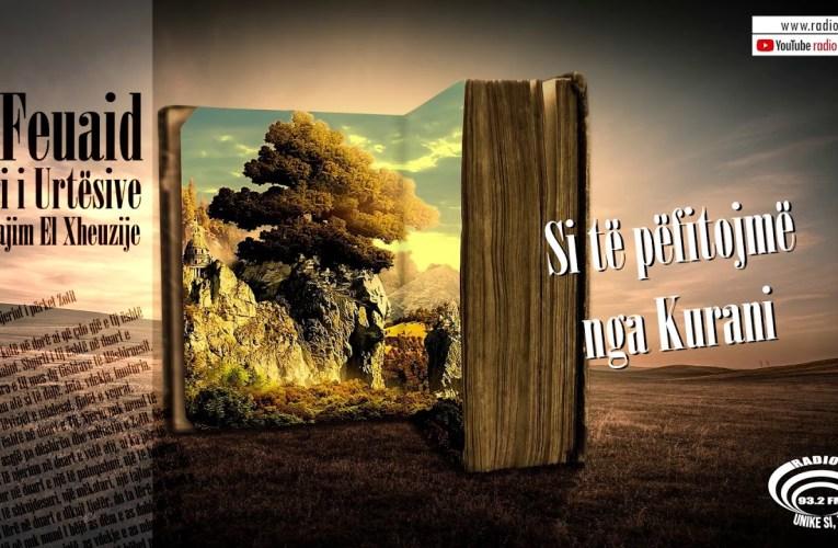 Libri i Urtesive 01   Si të përfitojmë nga Kurani