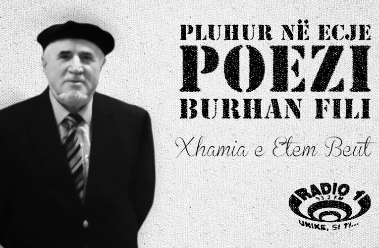 Poezi nga Burhani Fili   Xhamia e Etem Beut