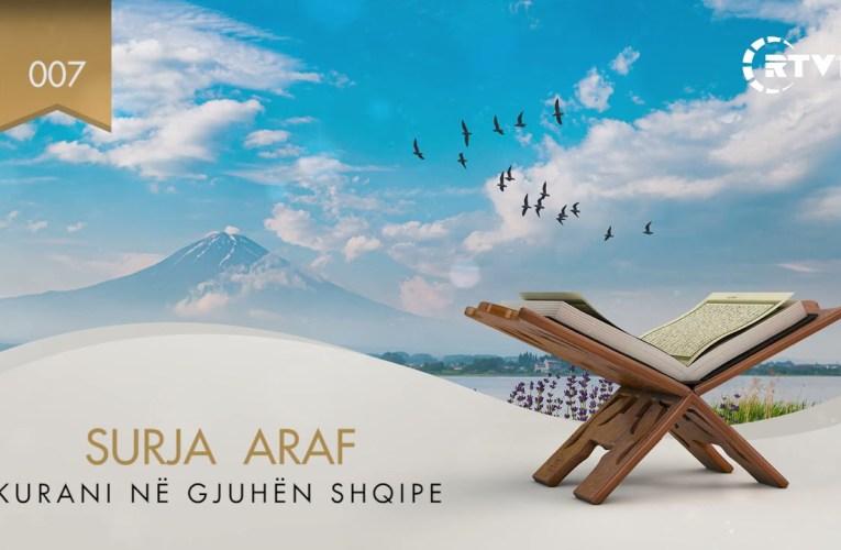 007 Araf – Kuptimi i Kuranit në gjuhën shqipe