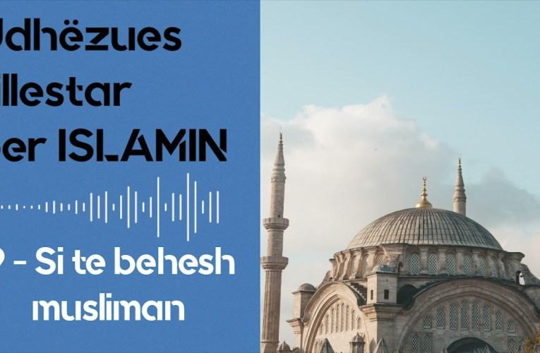 Si te behesh Musliman ?