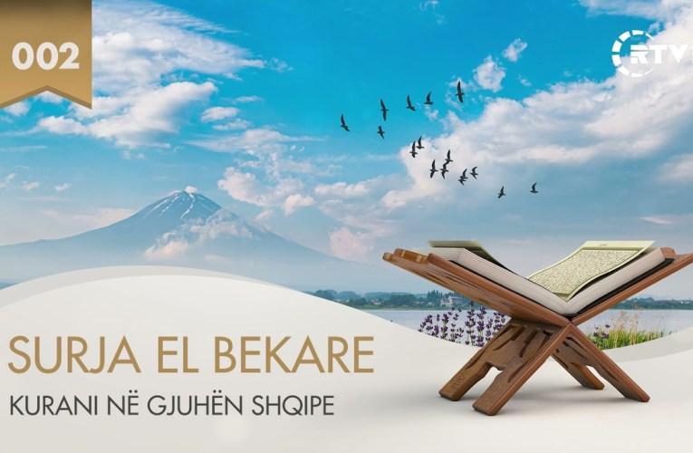 002 El Bekare – Kuptimi i Kuranit në gjuhën shqipe