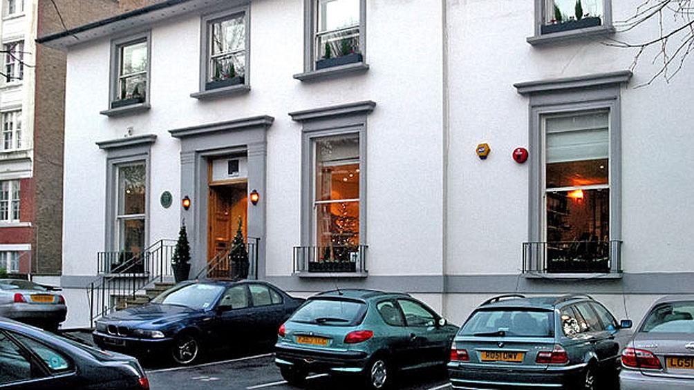 Estudios de grabación londinenses Abbey Road