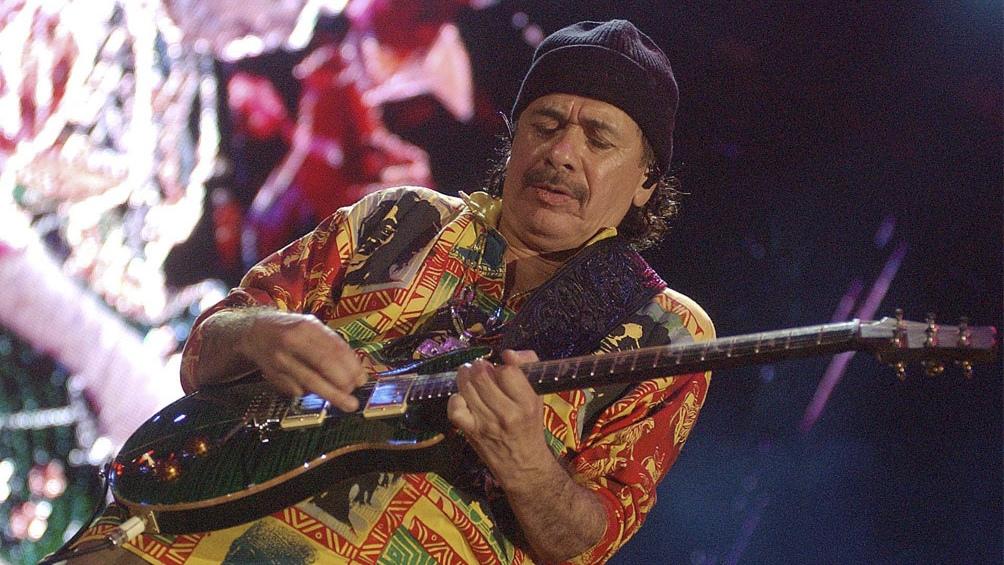 Carlos Santana, lanzamientos y shows