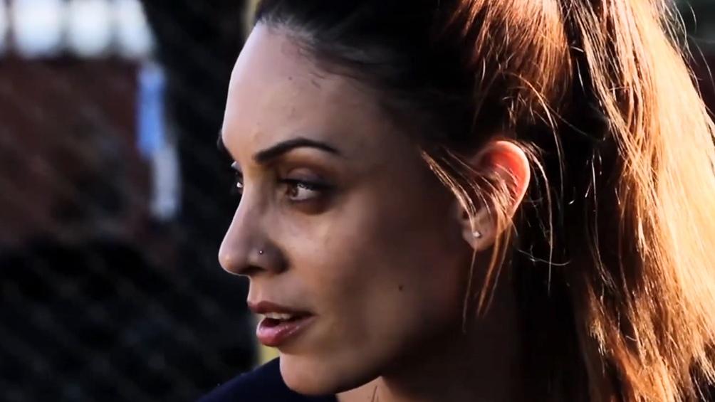 Martina Gusmán en la serie presentada por la UN3
