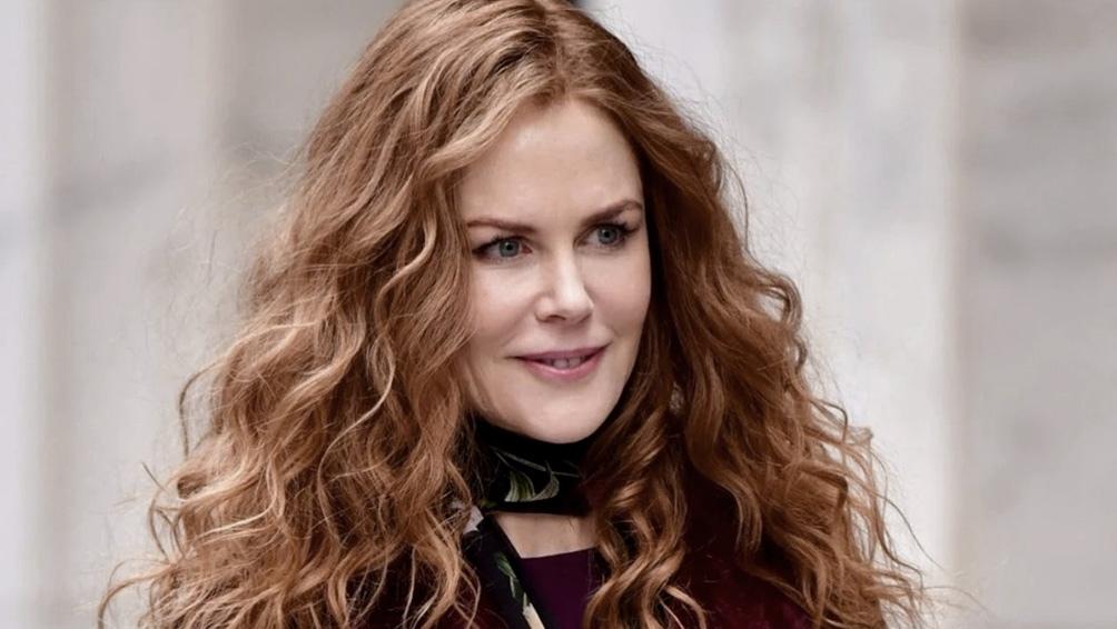 Nicole Kidman viajó para filmar una serie. Arribó en un jet privado y a los dos días se la vio en haciendo turismo.