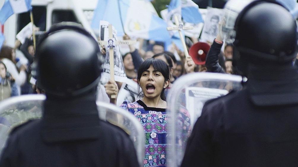 """""""La Llorona"""" está centrada en el caso del general Enrique Monteverde, quien enfrenta un juicio por crímenes de lesa humanidad."""