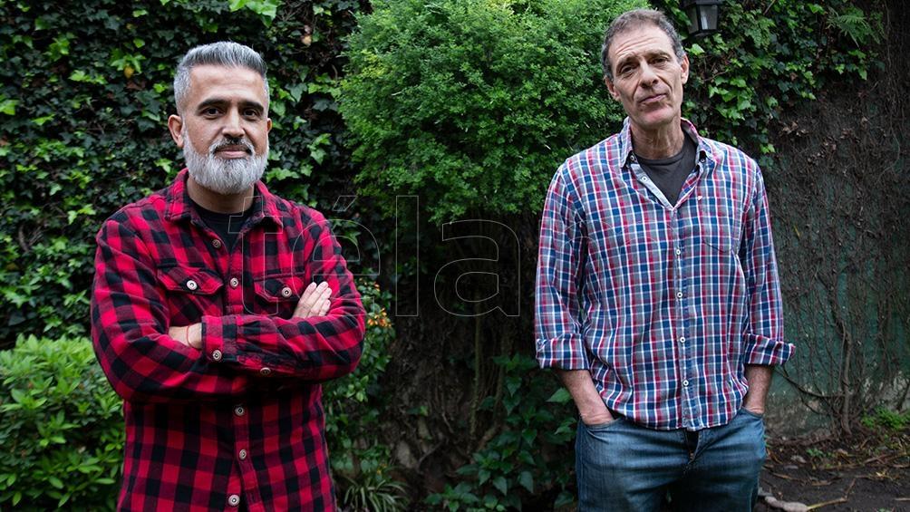 """Cruz viene de dirigir """"Què vivas 100 años"""", junto a su socio Vagnenkos (Foto: Lara Sartor)"""
