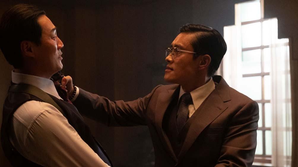 """""""El hombre del Presidente"""" fue vista en Corea por más de 35 millones de personas en la pandemia."""