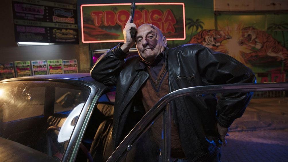 """Gabriel Goity, uno de los protagonistas de """"Entre hombres"""" (Foto: HBO)"""