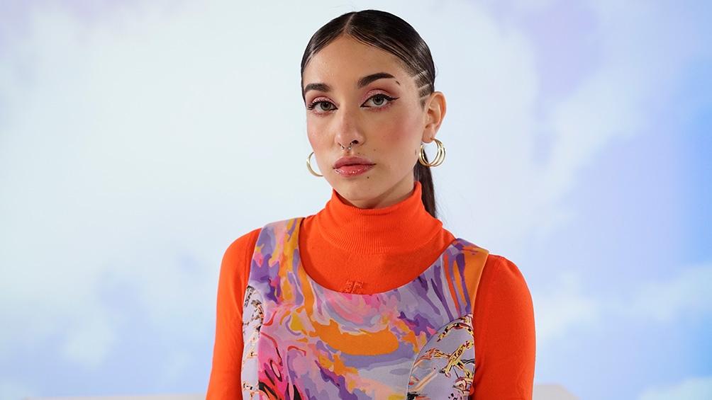 María Becerra entre los artistas más escuchado por los argentinos en Spotify.
