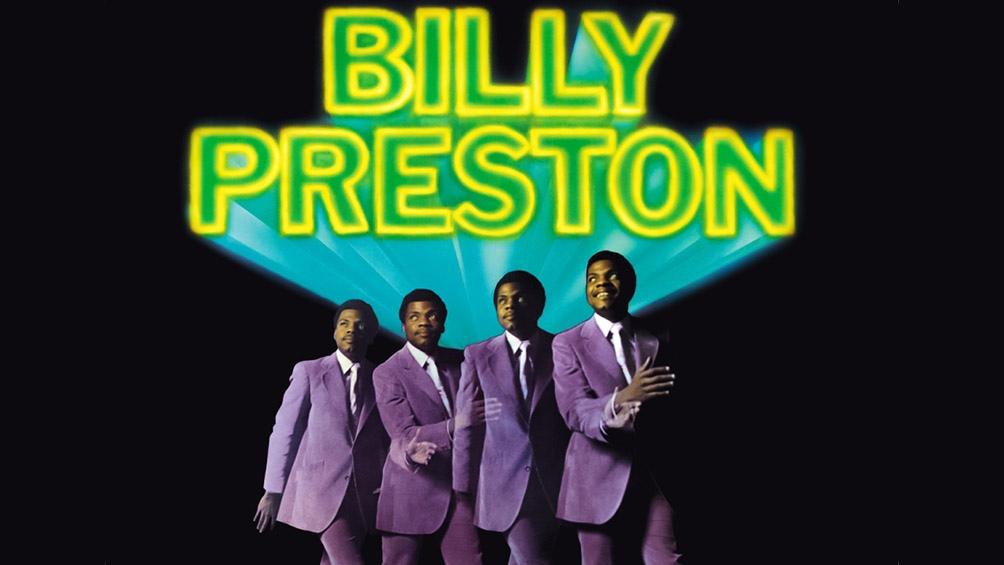 Preston se formó en coros gospel, blues y soul.