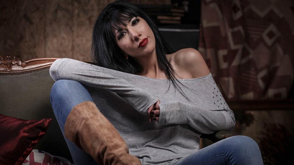 Yamila Asero sepresentarà en el Club Lucille (Foto: Prensa)
