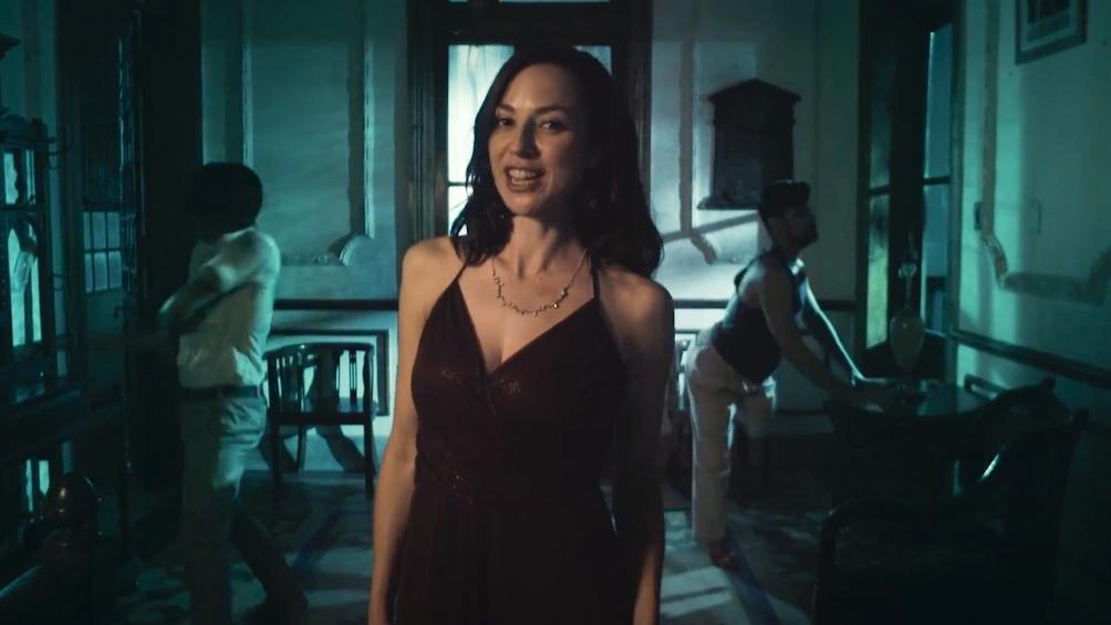 Marianela Villalobos hora con nuevo album con temas de Piazzolla.