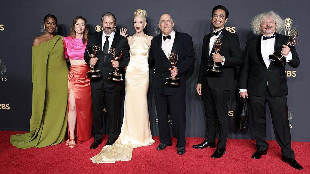 La Academia de Artes y Ciencias de la Televisión (ATAS, por sus siglas en inglés) premió la programación emitida entre el 1 de junio de 2020 y el 31 de mayo de 2021