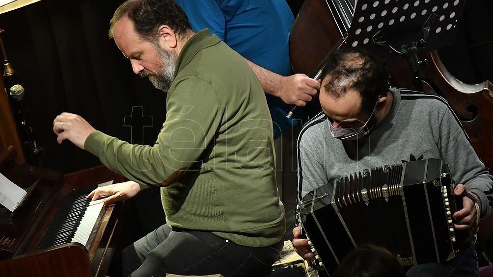 En noviembre, la agrupación tiene prevista otra actuación en la Sala Argentina del Centro Cultural Kirchner. Foto: Alfredo Luna