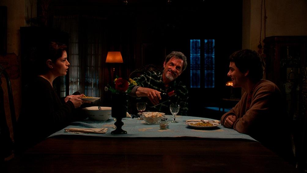 La trama cuenta una relación erótica y peligrosa entre los personajes de Quattordio y Ricci. Foto: prensa Amor bandido.