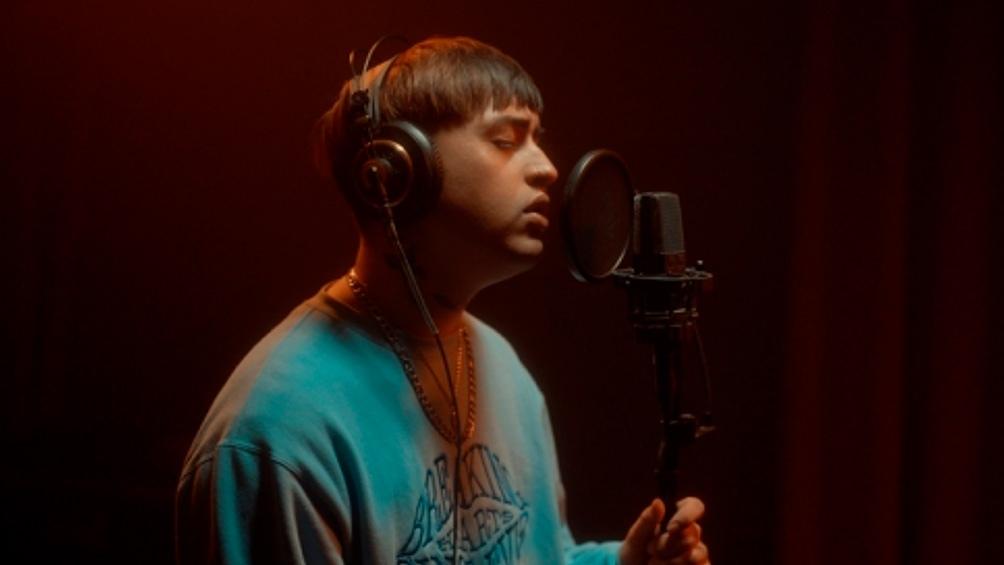 Tiago PZK es Cato en el filme con el que debuta en la dirección Peta Rivera y Hornpos (Foto: Patagonik)