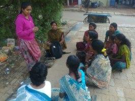 Slum Awareness Kamashipalya