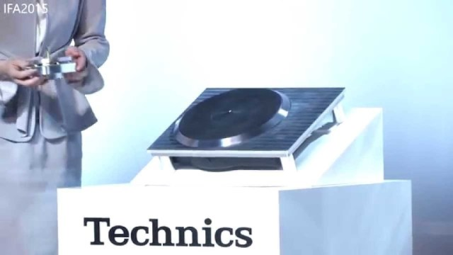 Technics-SL1200-Mk7- IFA 2015