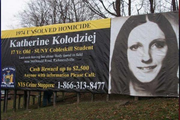 Upstate Cops Revisit LI Teen Katherine Kolodziej's 1974 Murder-