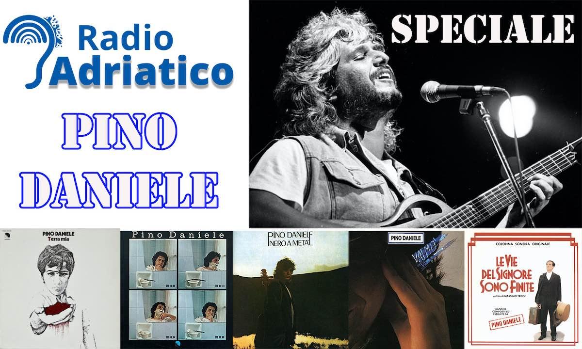 Speciale su Pino Daniele