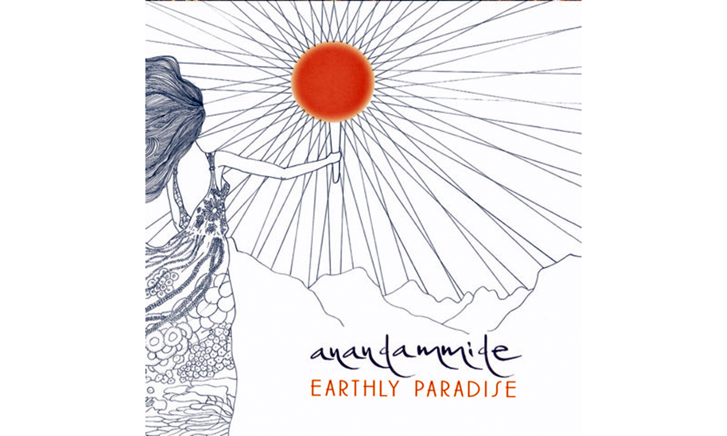 Anandammide presenta l'album Earthly Paradise
