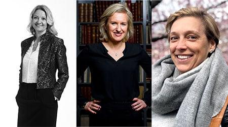 Christine Völcker | Cecilia Sundström | Åsa Sohl