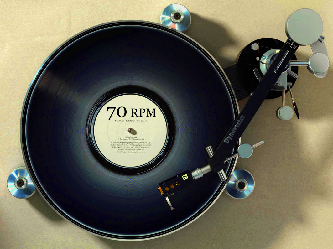 70 RPM