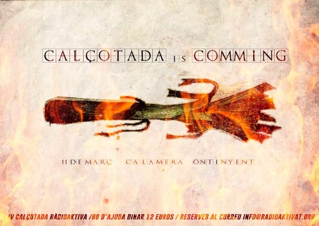 calcotada is commingl