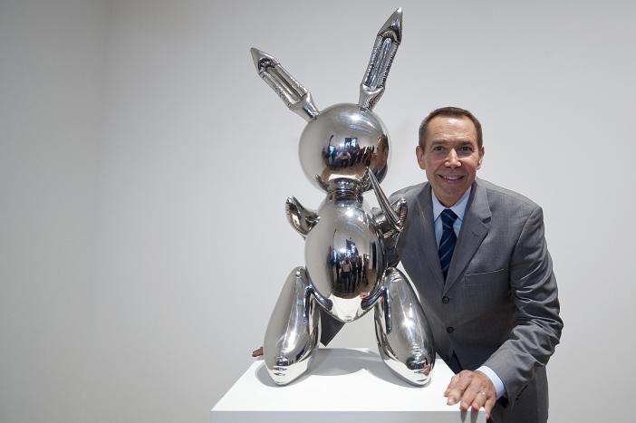 Escultura de Jeff Koons vendida por 81 milhões de euros - Radio Alfa