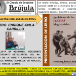 Presentación de libro sobre Movimientos Sociales